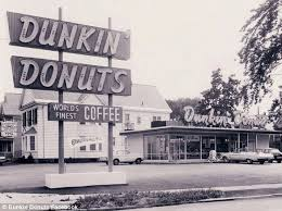dunkin donuts first