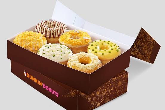 indian variants of donuts from dunkin' donuts