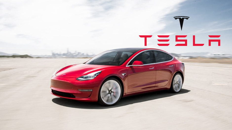 Tesla model 3 started its production in mid 2017