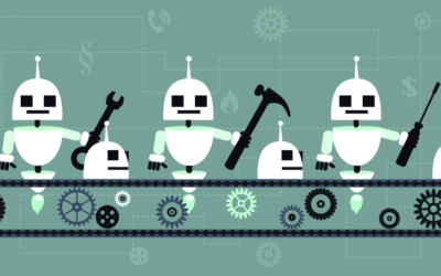 The Fourth Industrial Revolution Because of AI