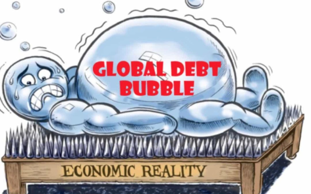 GLOBAL DEBT: ARE WE ON THE VERGE OF A CRISIS?
