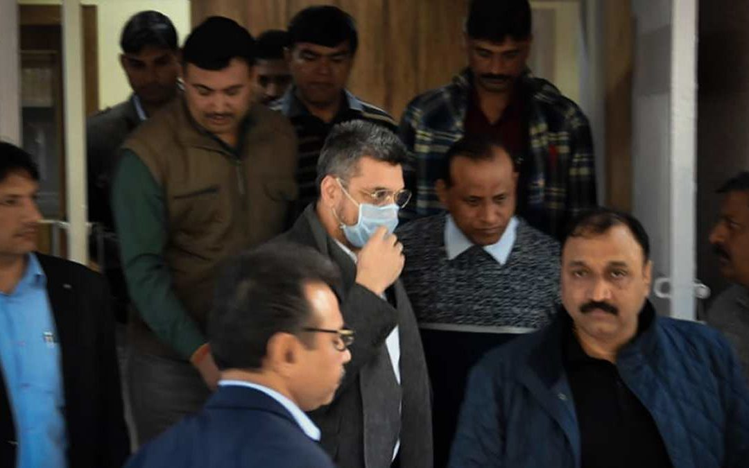 Sanjeev Chawla- The Gatekeeper of the Dark Room of Scams in Cricket Crazy India