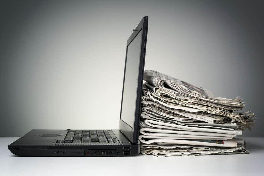 The Transition to Digital Journalism