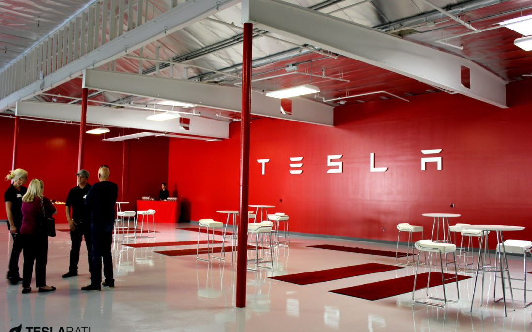Tesla Enters Electricity Production Business