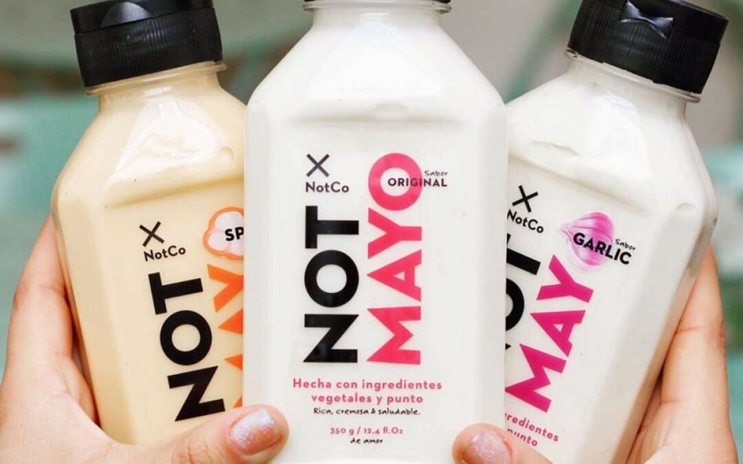 HOW IS THE NOT COMPANY STARTING A FOOD REVOLUTION FROM CHILE?