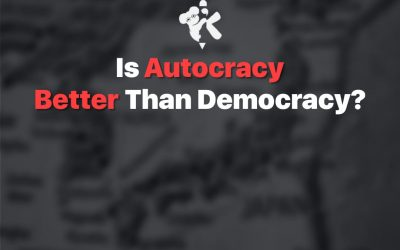 Is Autocracy better than Democracy?