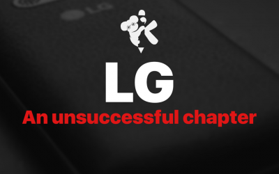 LG- An Unsuccessful Chapter