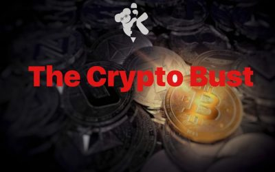 The Cryptocurrency Bust