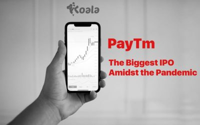 PayTm: The Biggest IPO amidst The Pandemic